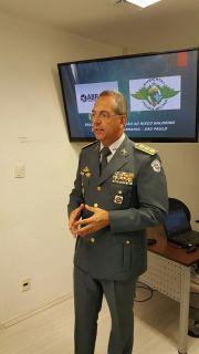 Coronel Alberto Sardilli - PM Ambiental de SP