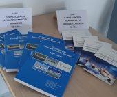 """Livros """"Cronologia da Aviação Brasileira"""" (Lineu Saraiva et al.) e """"Radiações ionizantes e o tripulante de aeronaves"""" (Amilton Ruas)"""