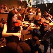 Orquestra Bachiana na inauguração do São Paulo Catarina Aeroporto Executivo